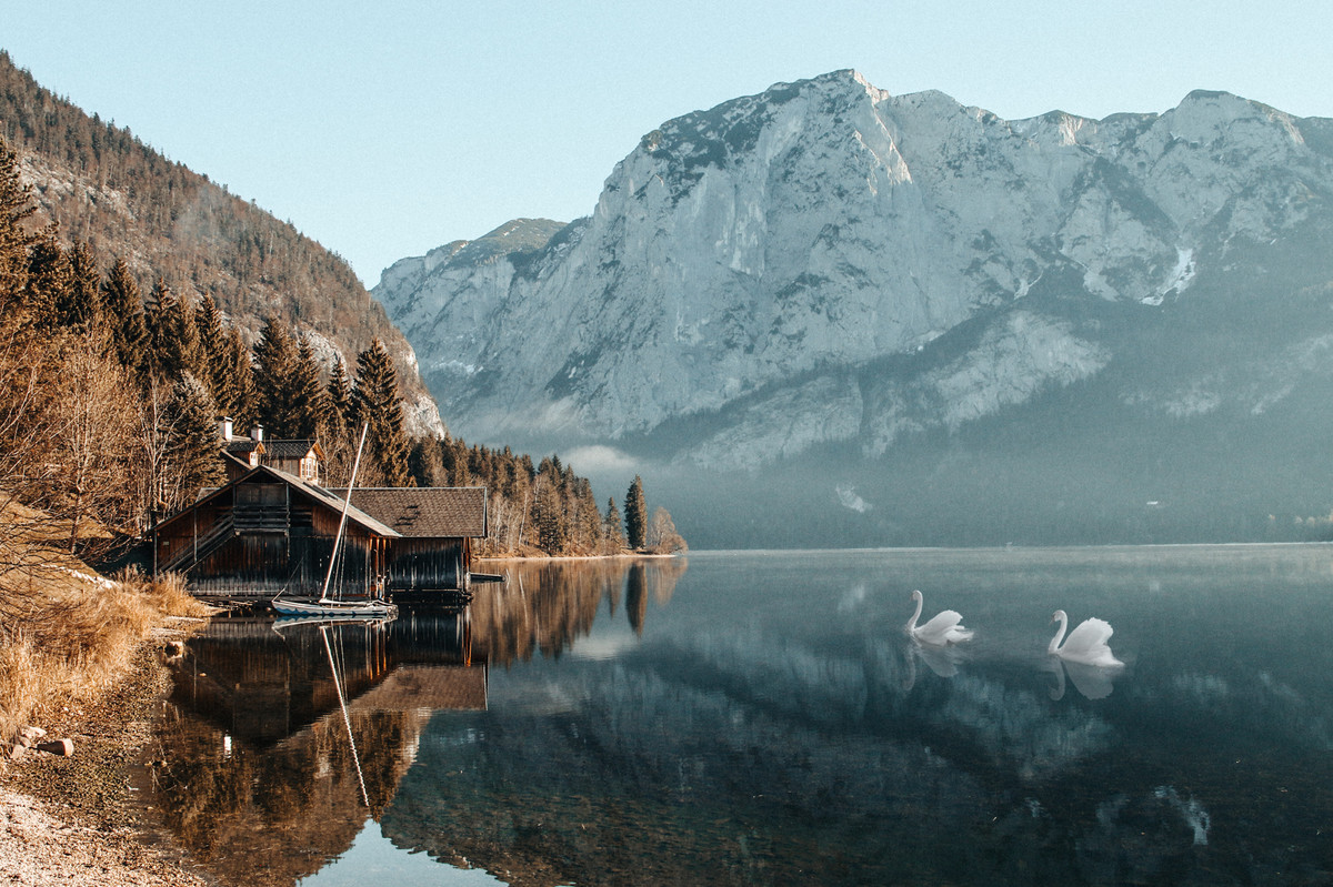 Bild Altausseer See