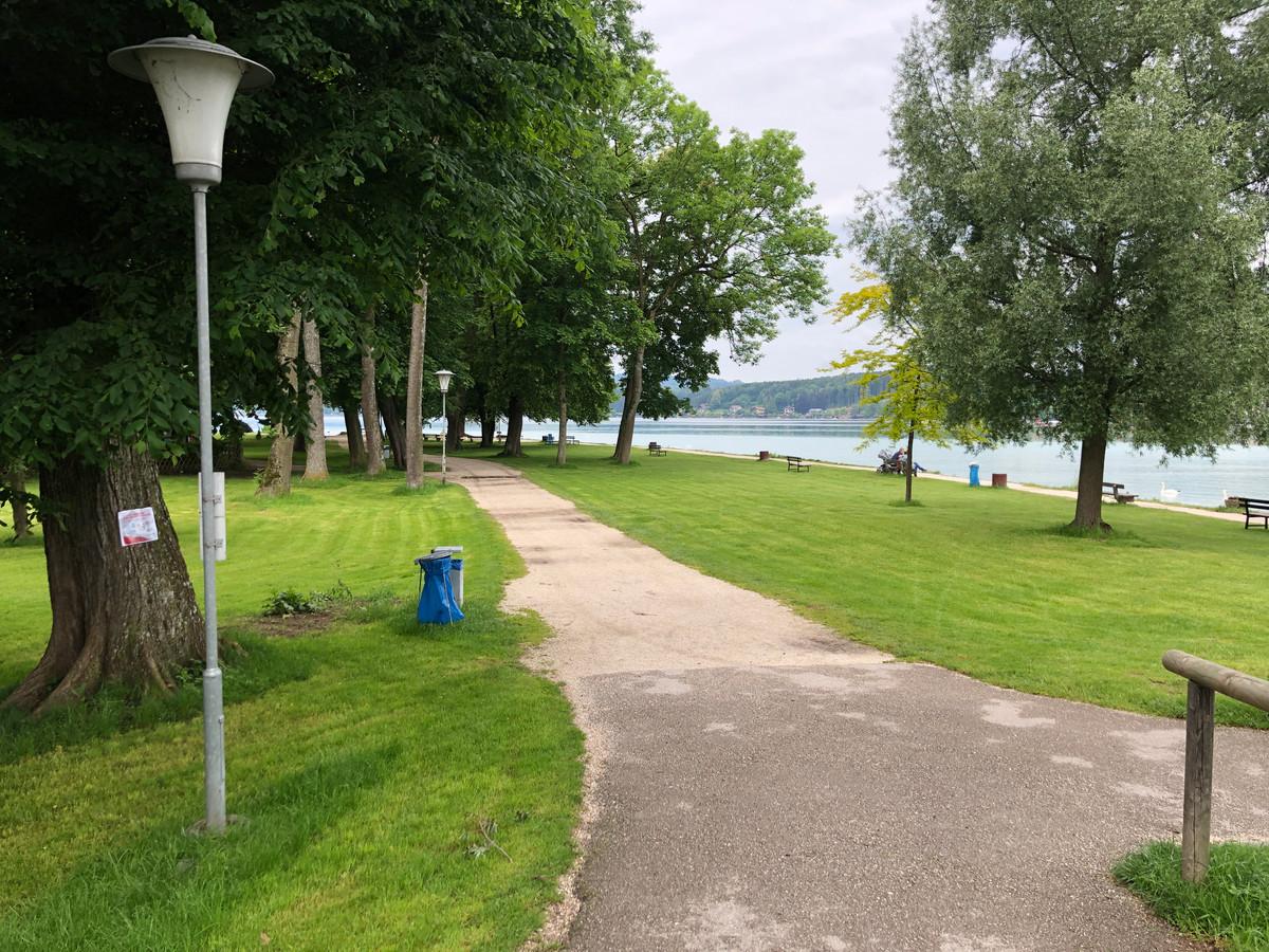 Promenade Schörfling Bild 1