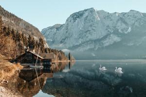 Wanderung Altausseer See Bild 1