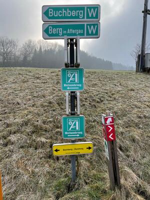Wanderung Buchberg Bild 3