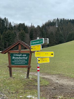 Wanderung Gahberg Bild 3
