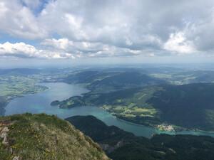 Wanderung Schafberg Bild 4