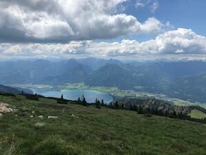 Wanderung Schafberg Bild 7