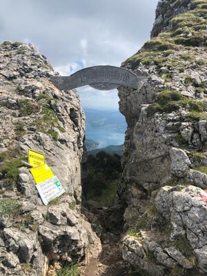 Wanderung Schafberg Bild 3