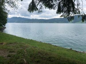 Badeplatz Seezugang Schachmahd Bild 3