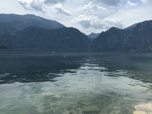 Badeplatz Seezugang Unterach Bild 4