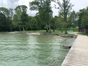 Badeplatz Sprintzensteinpark Bild 14